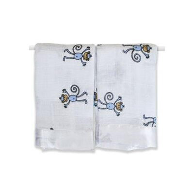 aden + anais Issie Security Blanket (2 Pack)