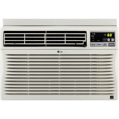 LG 18,000 BTU Energy Efficient Window-Mounted Air Conditioner with Remote Control (230 volts)