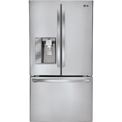 30.7 Cu. Ft. French Door Refrigerator