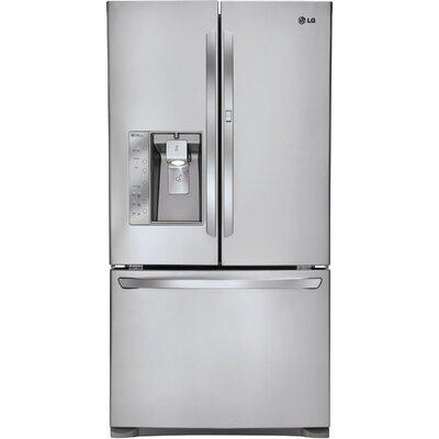 31 Cu. Ft.French Door Refrigerator