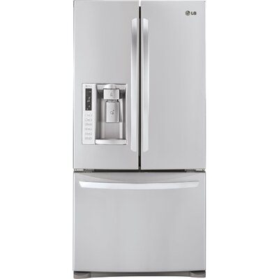 Energy Star 24.9 Cu. Ft. French Door Refrigerator
