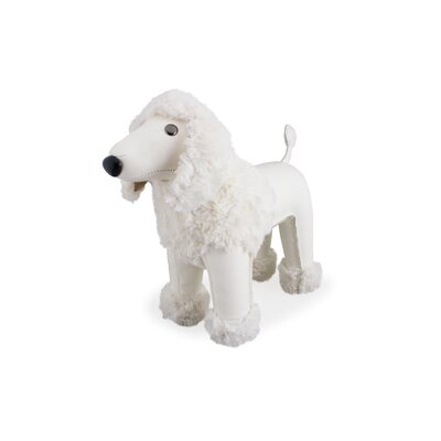Zuny Classic Poodle Bookend