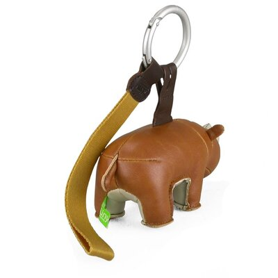 Zuny Hino the Rhino Key Ring