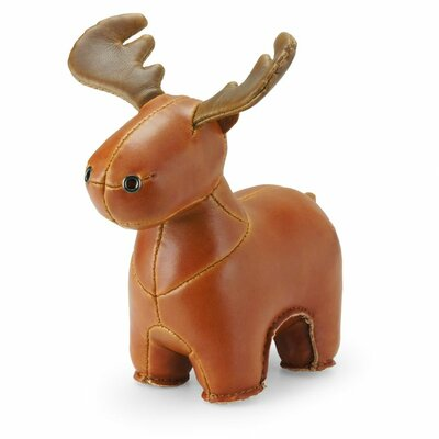 Zuny Rudo The Moose Paperweight