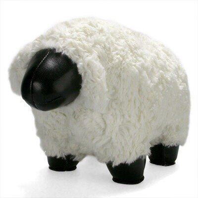 Zuny Nell the Sheep Book End