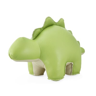 Zuny Sarus the Stegosaurus Book End