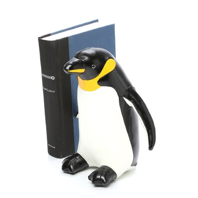Zuny Classic King Penguin Bookend
