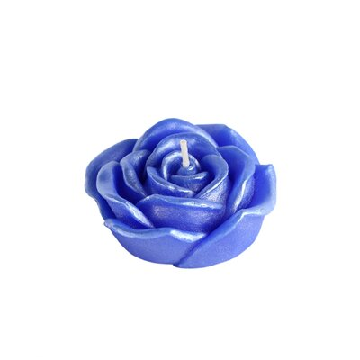 Zest Candle Rose Floating Candle