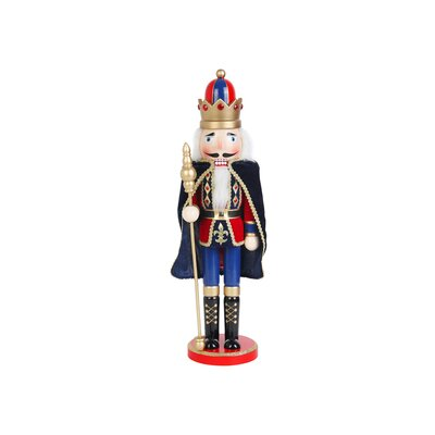 Nutcracker King with Cape
