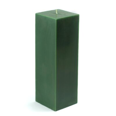 Zest Candle Square Pillar Candles