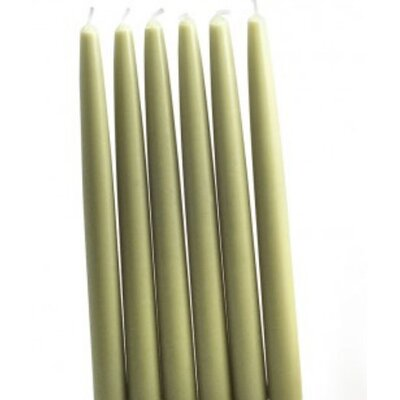 Zest Candle Taper Candles (1 Dozen)