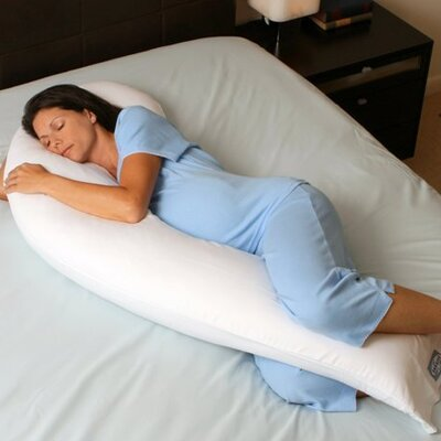 Snoozer Body Pillow Snoozer® Dreamweaver Full Body Soft Sateen Pillowcase