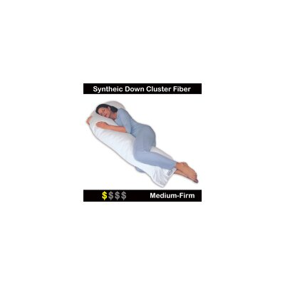 Snoozer Body Pillow Snoozer® Dreamweaver Hypoallergenic Full Body Pillow