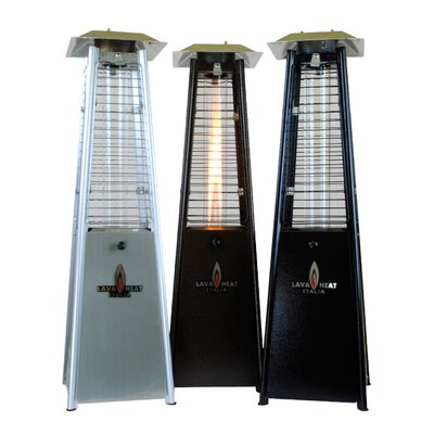 Lava Heat Italia Mini Lava Tabletop Patio Heater