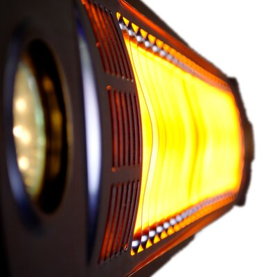 Lava Heat Italia Wall-E Electic Patio Heater