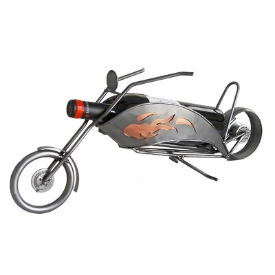 H & K SCULPTURES Motorcycle Chopper Sculpture