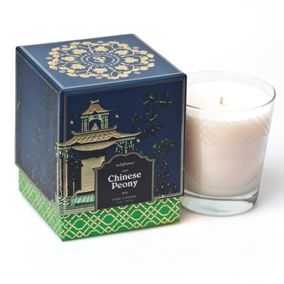 Seda France Jardin Chinese Peony Boxed Candle