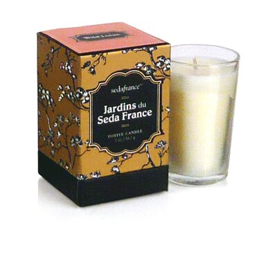Seda France Jardin Wild Lotus Votive Candle