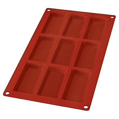 9 Cavity Financier Mold