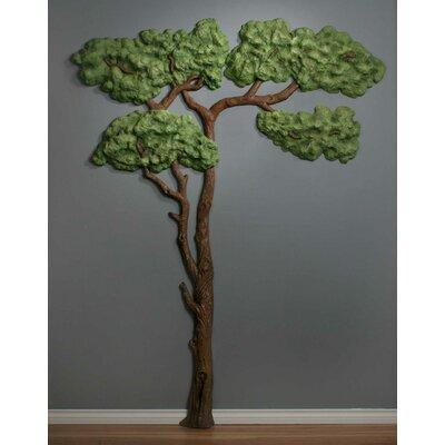 Дерево на стену из бумаги своими руками