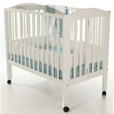 Dream On Me Portable Folding Convertible Crib