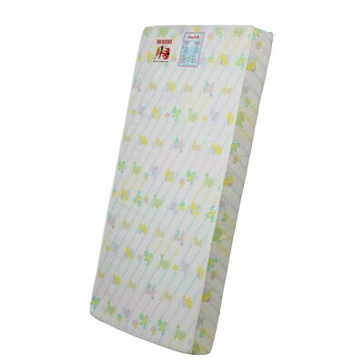 "Dream On Me 5"" Foam Crib and Toddler Bed Quilted Mattress"