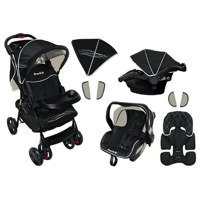 Wanderer Travel System Stroller and Car Seat