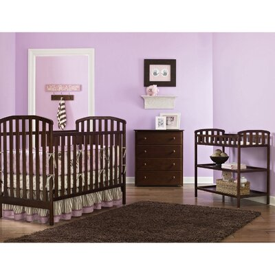 Dream On Me Infant Nursery Crib Set