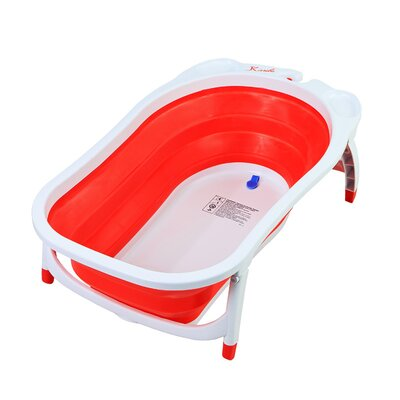 Dream On Me Tidy Tub Expandable Baby Bathtub