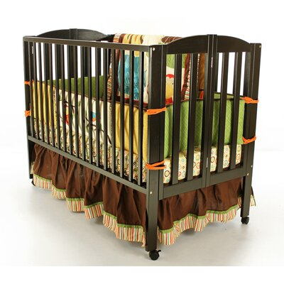 Dream On Me Full Size Folding Crib