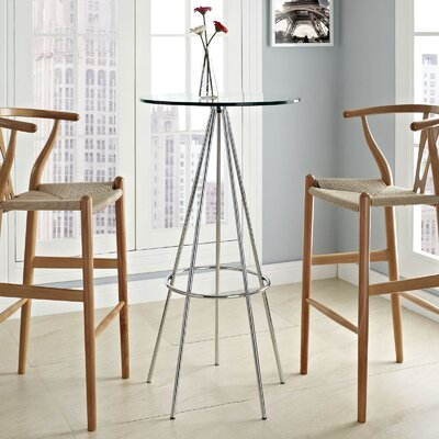 Modway Sync 3 Piece Bar Table Set
