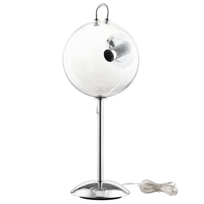 "Modway Cheer 22.5"" H Table Lamp with Round Shade"