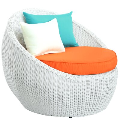 Modway Luna Deep Seating Chair with Cushions