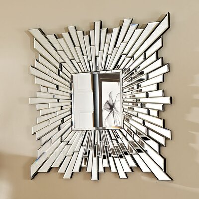 Silhouette Stagger Wall Mirror
