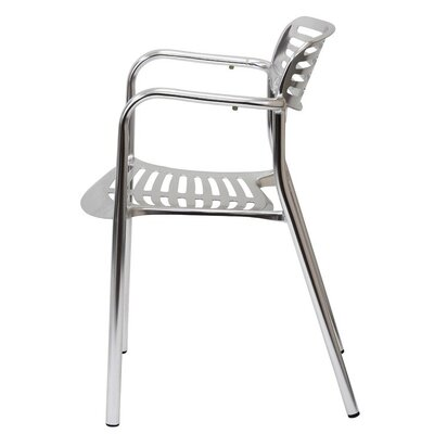 Modway Ohio Stacking Dining Arm Chair