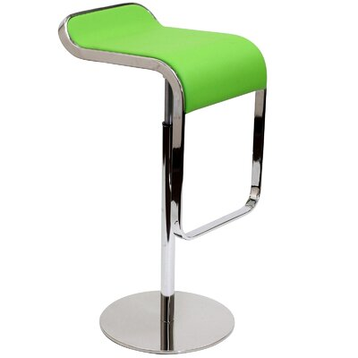 Modway LEM Leather Bar Stool