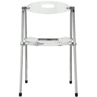 Modway Telescope Folding Dining Side Chair