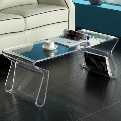 Modway Magazine Coffee Table