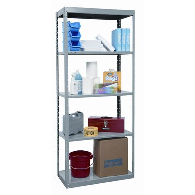 Hallowell Hi-Tech Metal Shelving