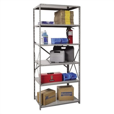 Hallowell Hi-Tech Open Type Starter Unit with 6 Shelves