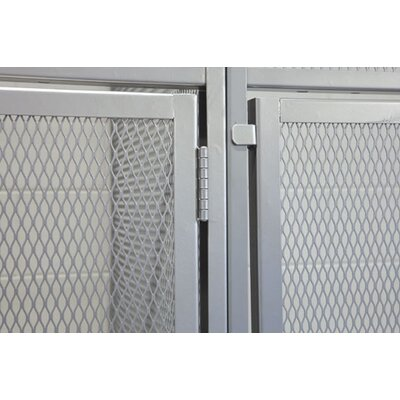 Hallowell Single Tier Bulk Storage Locker (Adder)