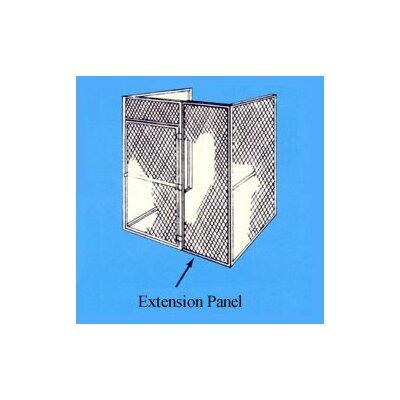 Hallowell Bulk Storage Locker Extension Panel