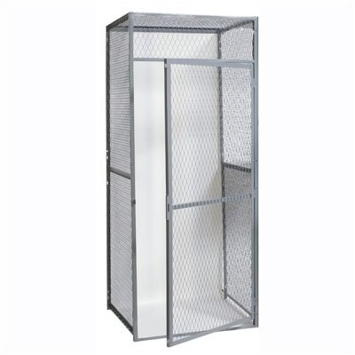 Hallowell Single Tier Bulk Storage Locker