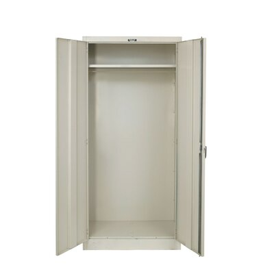 Hallowell 800 Series Wardrobe Cabinet