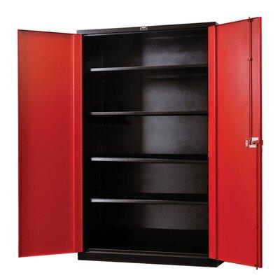 "Hallowell Fort Knox 78"" H x 48"" W x 24"" D Cabinet"