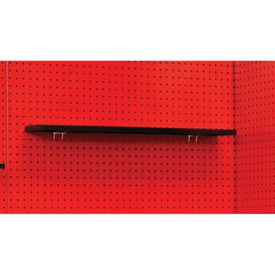 Hallowell Fort Knox Pegboard Shelf