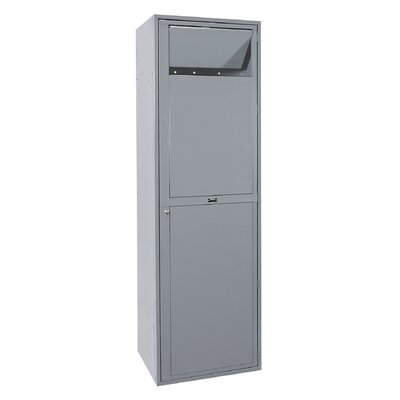 Hallowell Uniform Exchange 1-Wide Locker (Assembled) (Quick Ship)