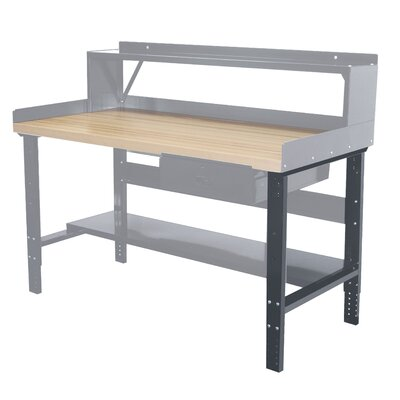 Hallowell Workbench Adjustable Leg