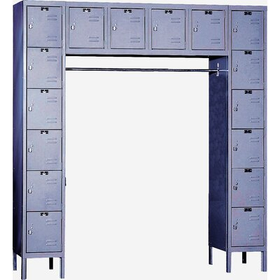 Hallowell Premium Locker 16 Person (Assembled)
