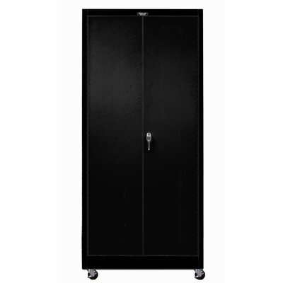 """Hallowell 800 Series 48"""" Mobile Storage Cabinet"""